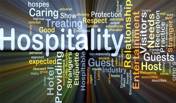 Hospitality Become World Identities